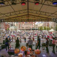 Bands on the Bricks Sundance Square