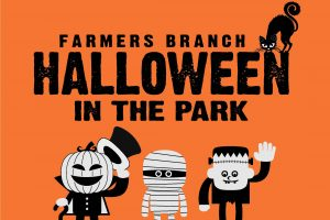 Halloween in the Park in Farmers Branch