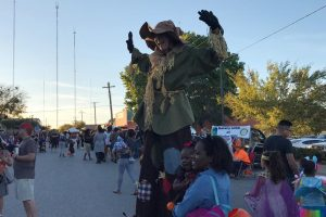 FREE Family Event: Scare on the Square in Cedar Hill
