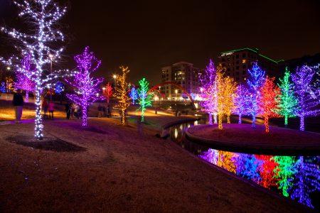 vitruvian christmas lights