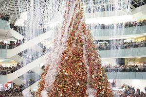 Christmas Tree Lighting Celebration at Galleria Mall