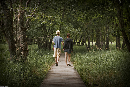 Romantic Strolls