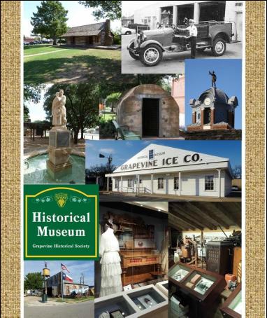 grapevine historical museum